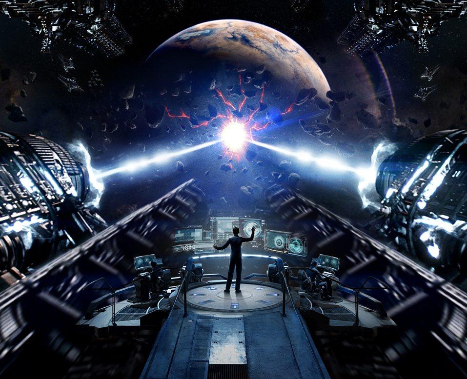 Pitacos #3: Ender's Game: Junte-se a mim e xingue à vontade