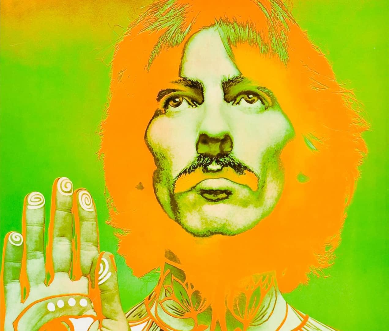 Pitacos # 4 – George Harrison: Porque ele é meu Beatle predileto  (parte 1)