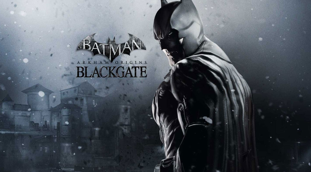 Batman: Arkham Origins Blackgate Deluxe Edition