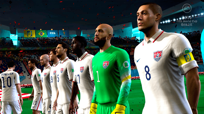 Playstorm Review: FIFA World Cup 2014 (Demo)