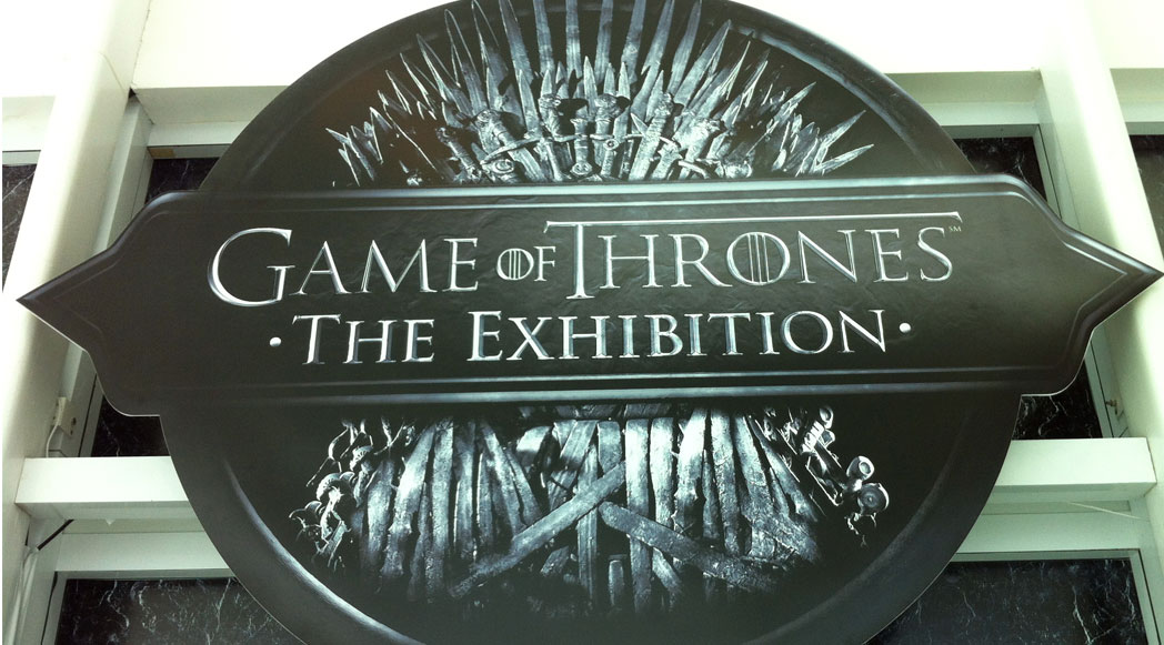 PlayStorm Review: Game Of Thrones The Exhibition