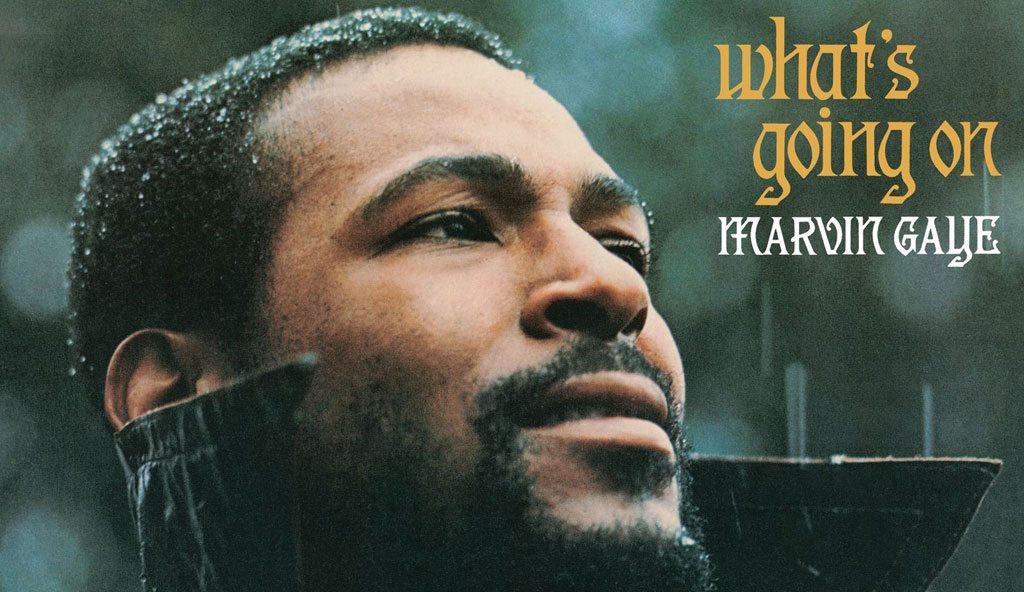 Os melhores discos de todos os tempos #10: Marvin Gaye – What´s Going On