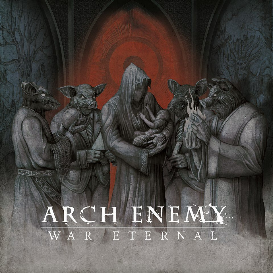 PlayStorm Review: Arch Enemy – War Eternal (2014)