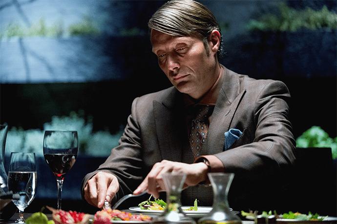 Hannibal e seus 7 pratos principais