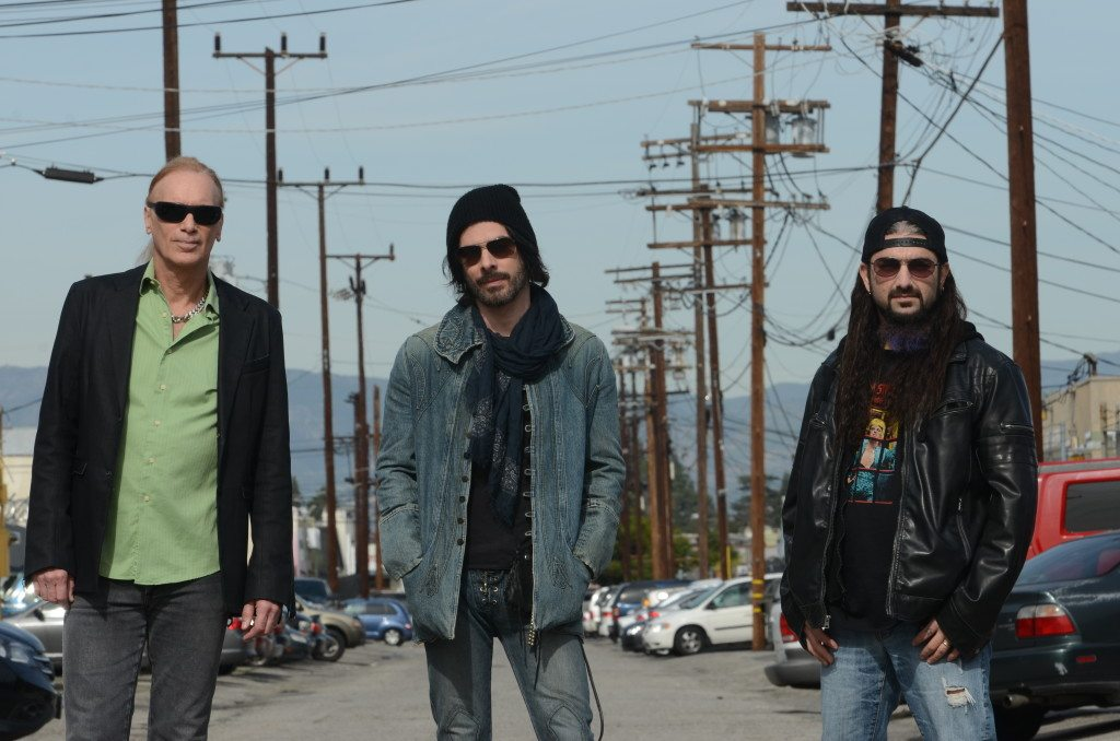 Shehaan, Kotzen e Portnoy