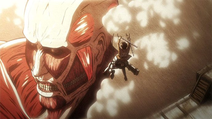 Attack on Titan: Revolução no mundo do anime!