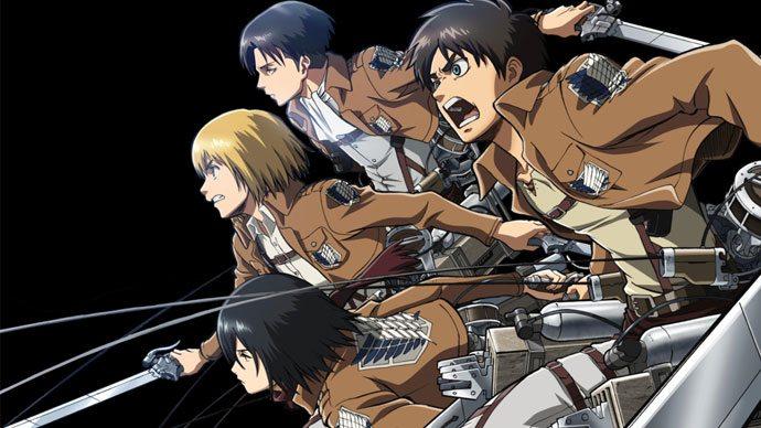 Attack on Titan: Revolução no mundo do anime!