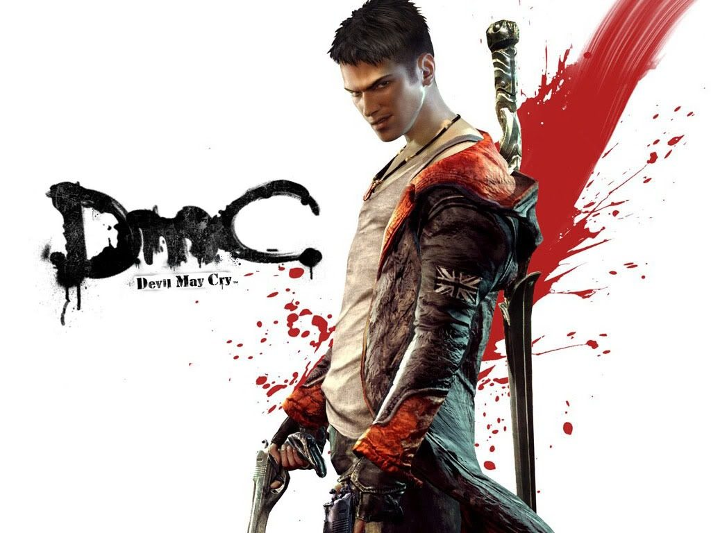 Devil May Cry: Demônios cuspindo para o alto