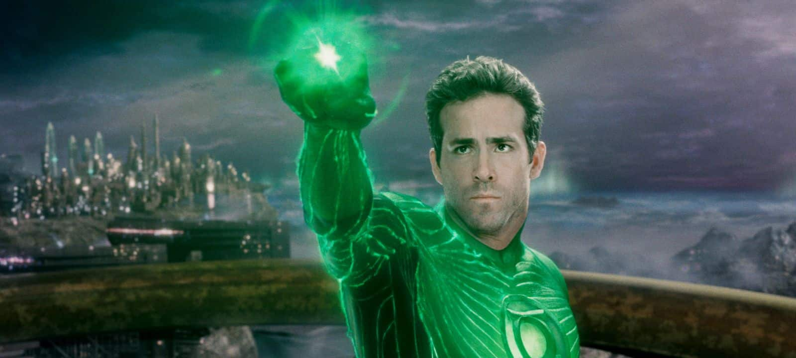 Ryan Reynolds fazendo cara de Ryan Reynolds