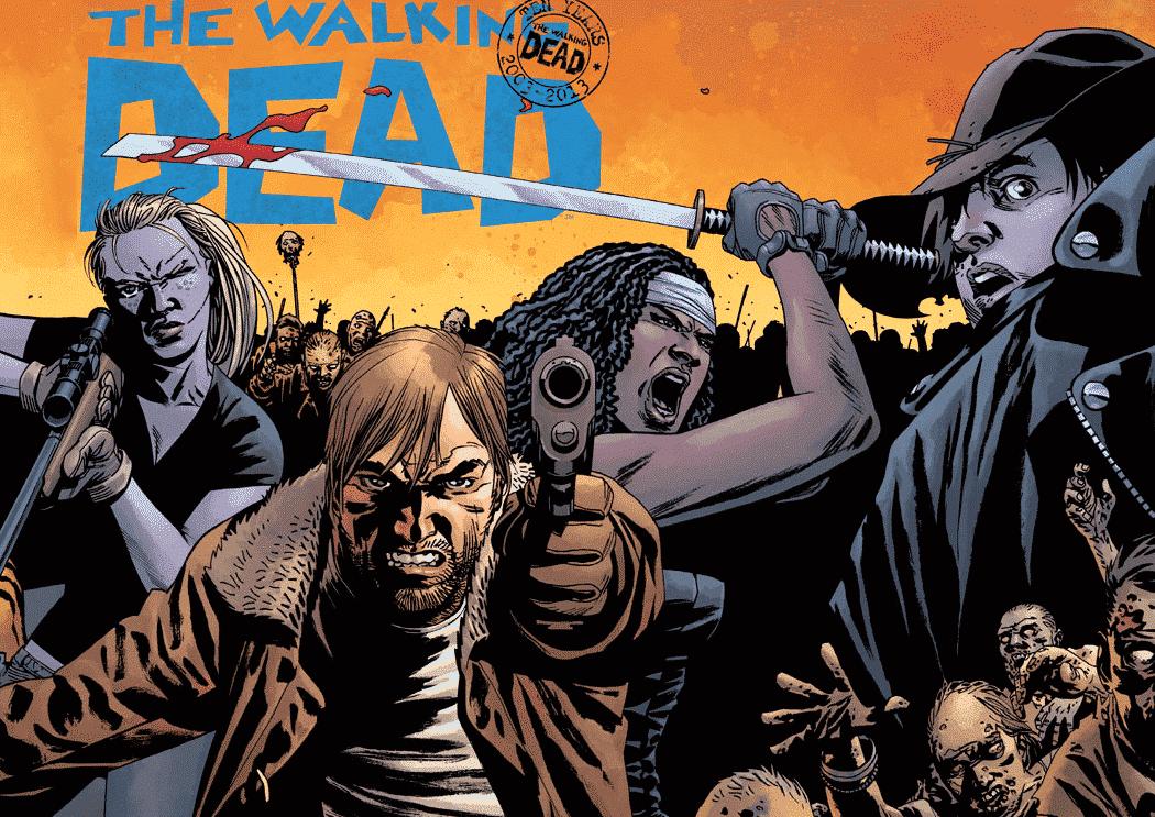 The Walking Dead: Esqueça o seriado e leia os quadrinhos