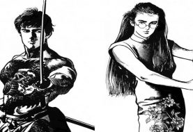 Crying Freeman: Máfia, facas e mulheres!