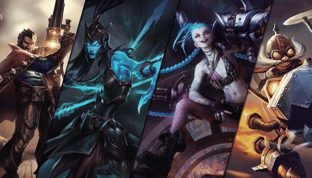League of Legends: Bot Lane Parte 1 – AD Carry  (Guia para a 5ª temporada)