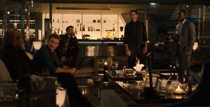 Crítica - Vingadores: A Era de Ultron