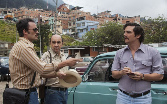 Netflix hopes new series ëNarcosí is addictive