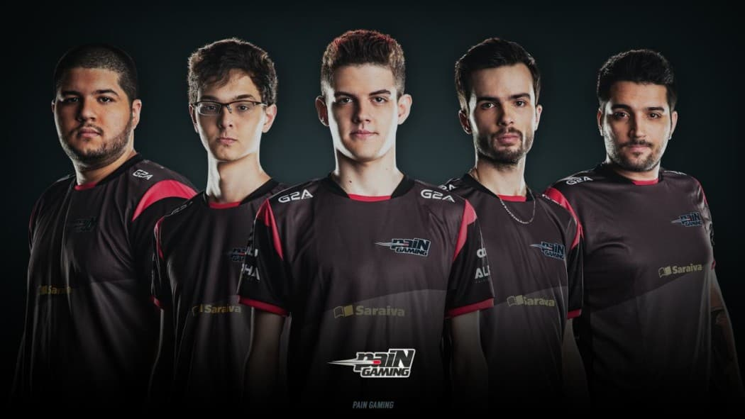 A paiN no Mundial de League of Legends 2015