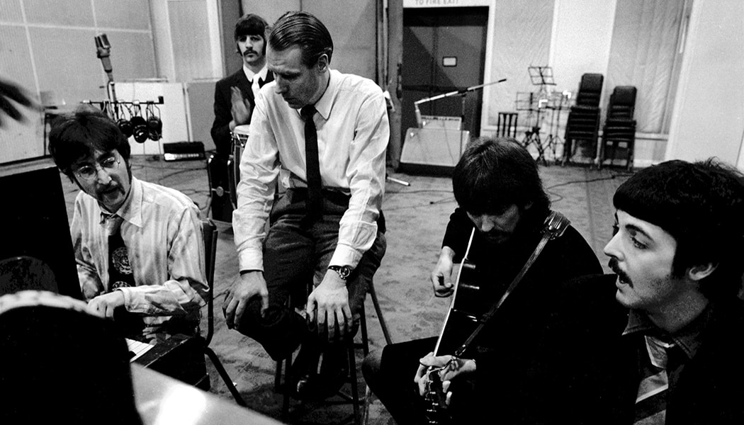 George Martin: O Quinto Beatle