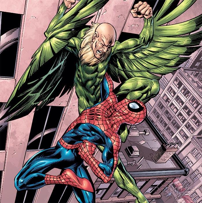 Homem-Aranha: De Volta ao Lar - Quem é o Abutre?