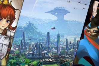 Games   Lançamentos de 24 a 30 de julho - Destaque: Aven Colony