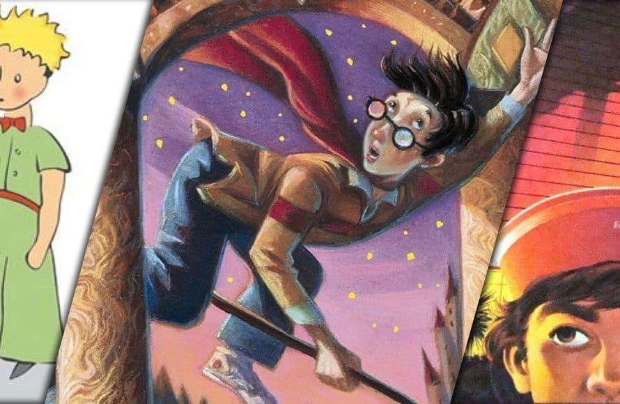 Série: Livros das nossas vidas – Livros da Infância   StormCast #25