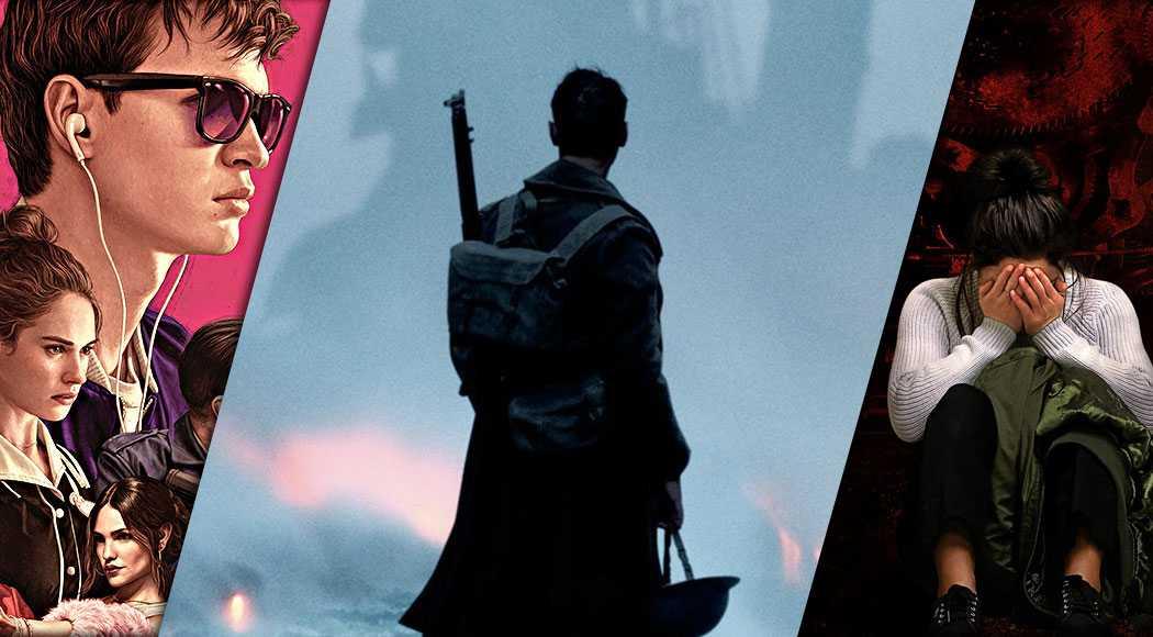 Cinema | Estreias em 27 de julho - Destaque: Dunkirk