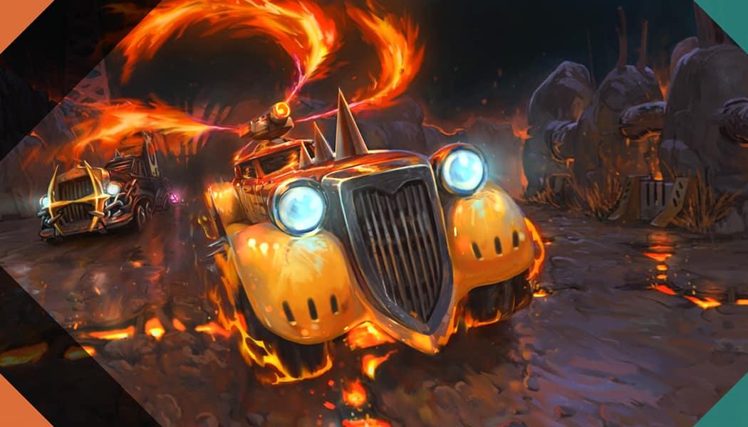 Heavy Metal Machines | StormPlay #47
