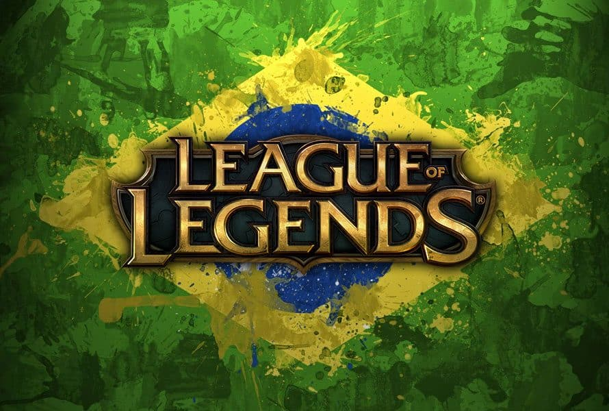 O Brasil é uma potência mundial no League of Legends?
