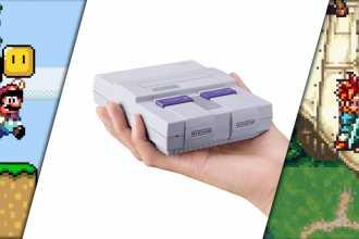 Super Nintendo - 10 jogos incríveis