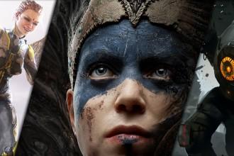 Games Lançamentos de 7 a 13 de agosto Destaque Hellblade Senuas Sacrifice