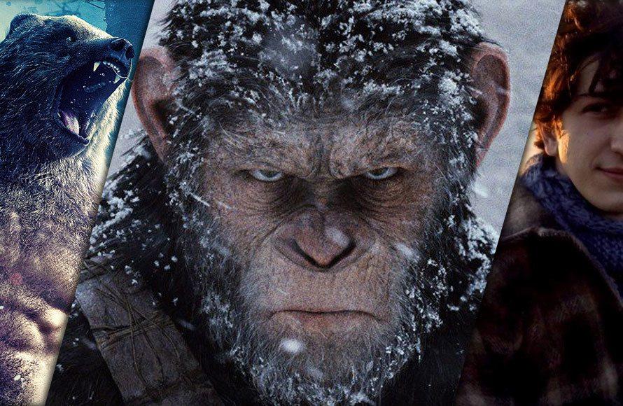 Estreias em 3 de agosto – Destaque: Planeta dos Macacos – A Guerra