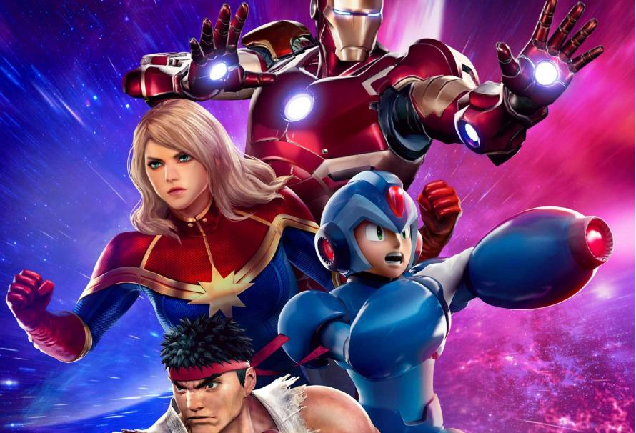 Lançamentos de 18 a 24 de setembro – Destaque: Marvel vs. Capcom: Infinite