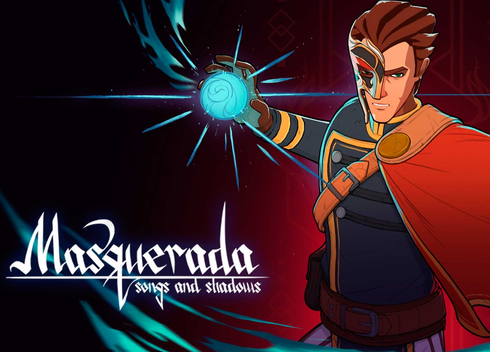 Masquerada: Songs and Shadows