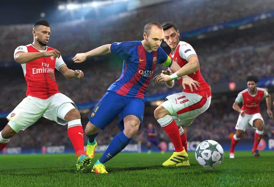 Lançamentos de 11 a 17 de setembro – Destaque: Pro Evolution Soccer 2018
