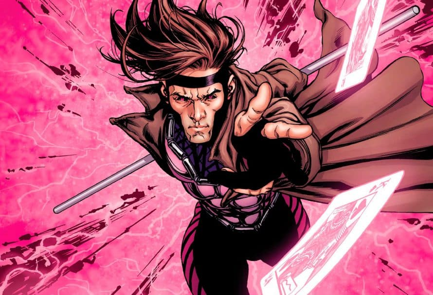 Gambit chega aos cinemas em 2019