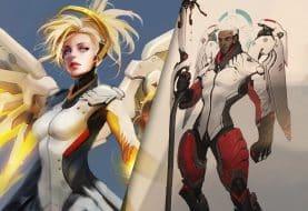 Overwatch | Mercy poderia ter sido bem diferente
