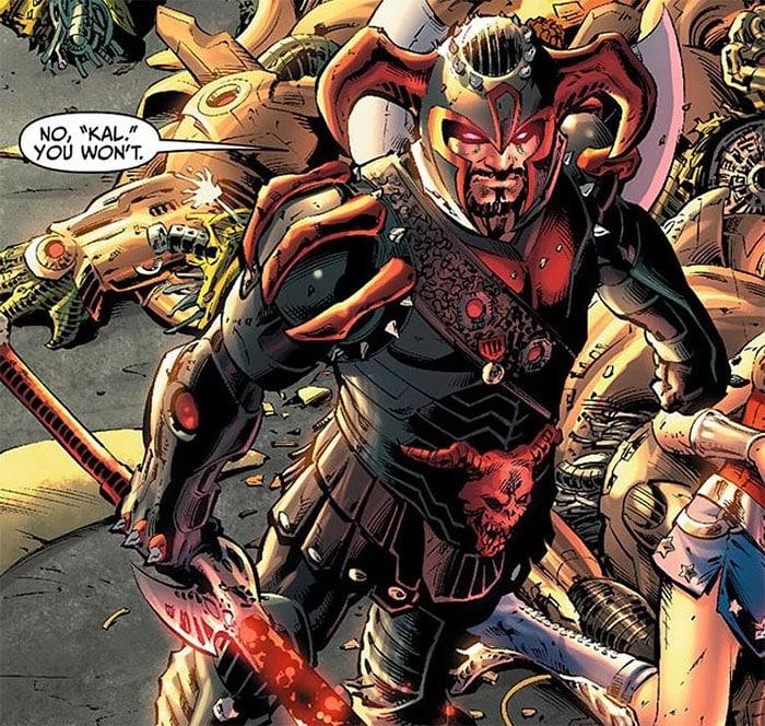 Liga da Justiça: Quem é o Lobo da Estepe?