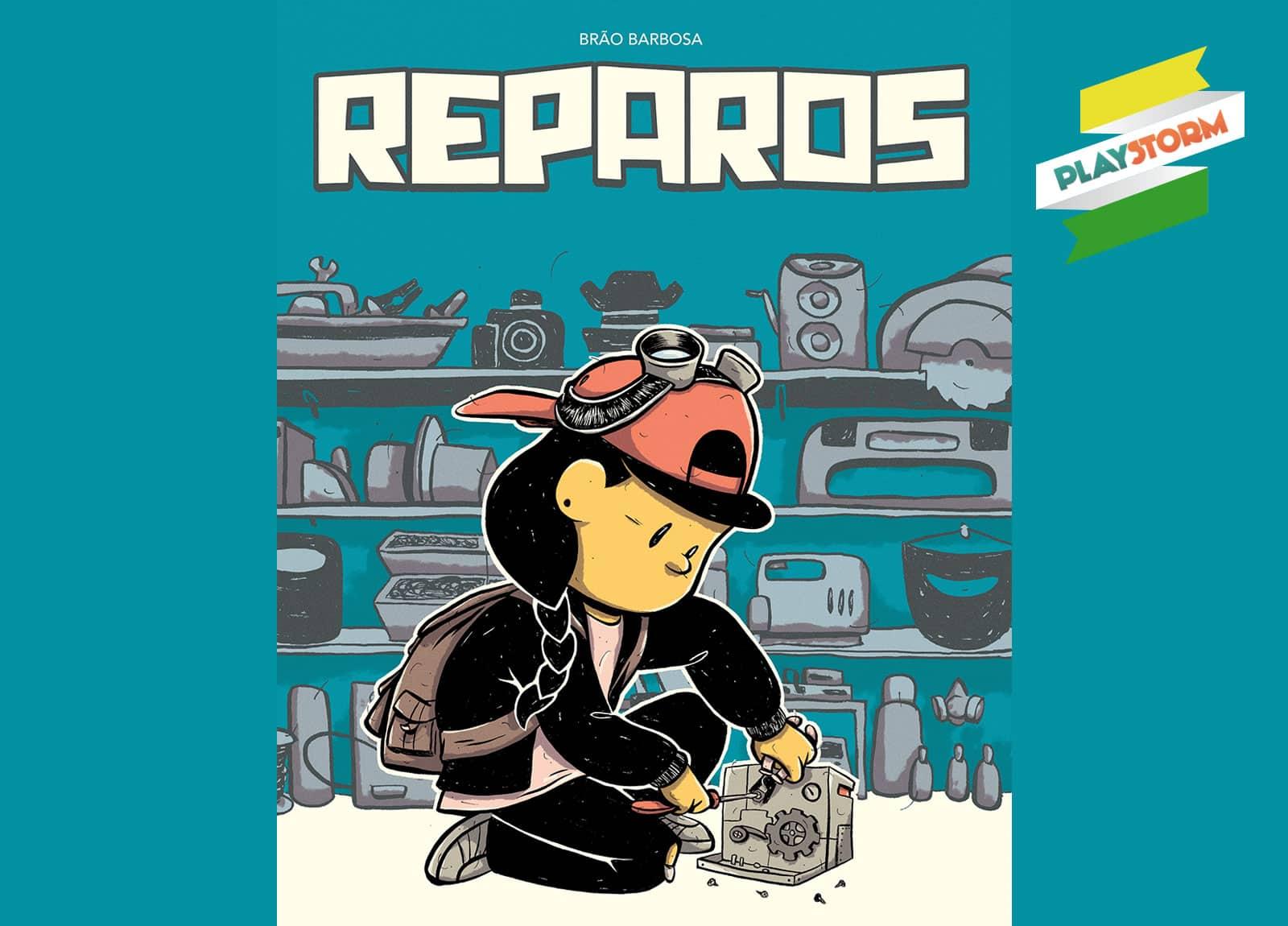 REPAROS – Brão Barbosa