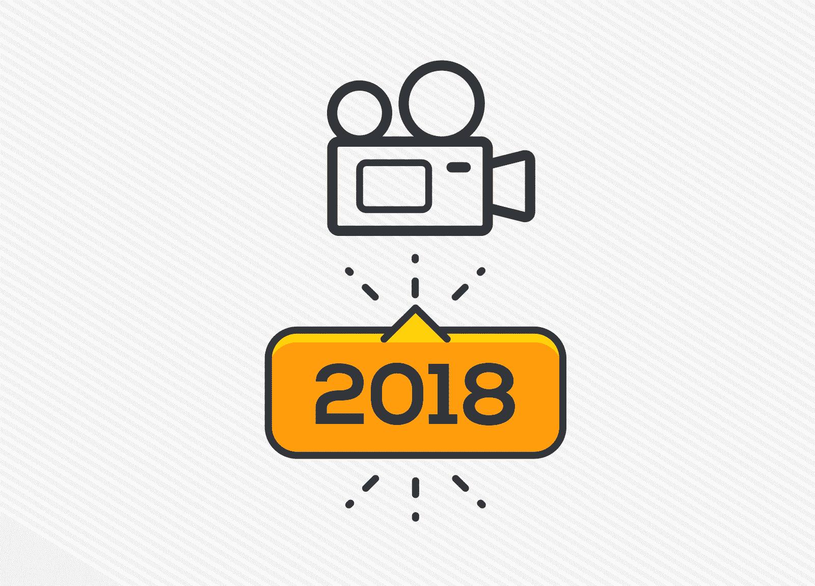 Os 25 filmes mais aguardados de 2018