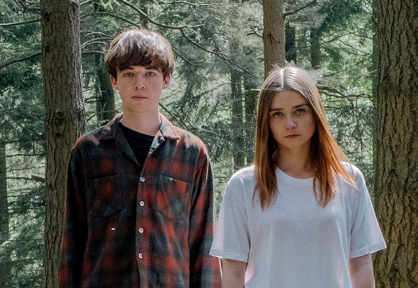 The End of The F***king World (Netflix)