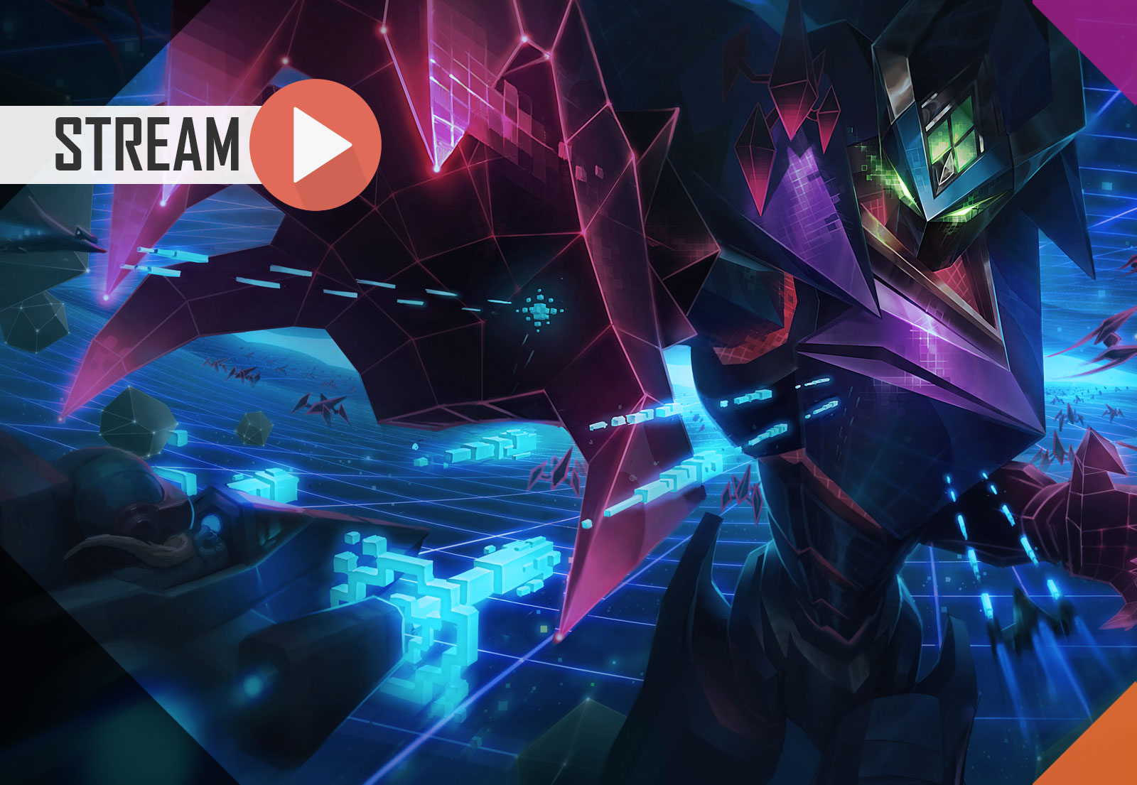League of Legends (Duo) –  Malzahar e Rumble x Ryze e Riven