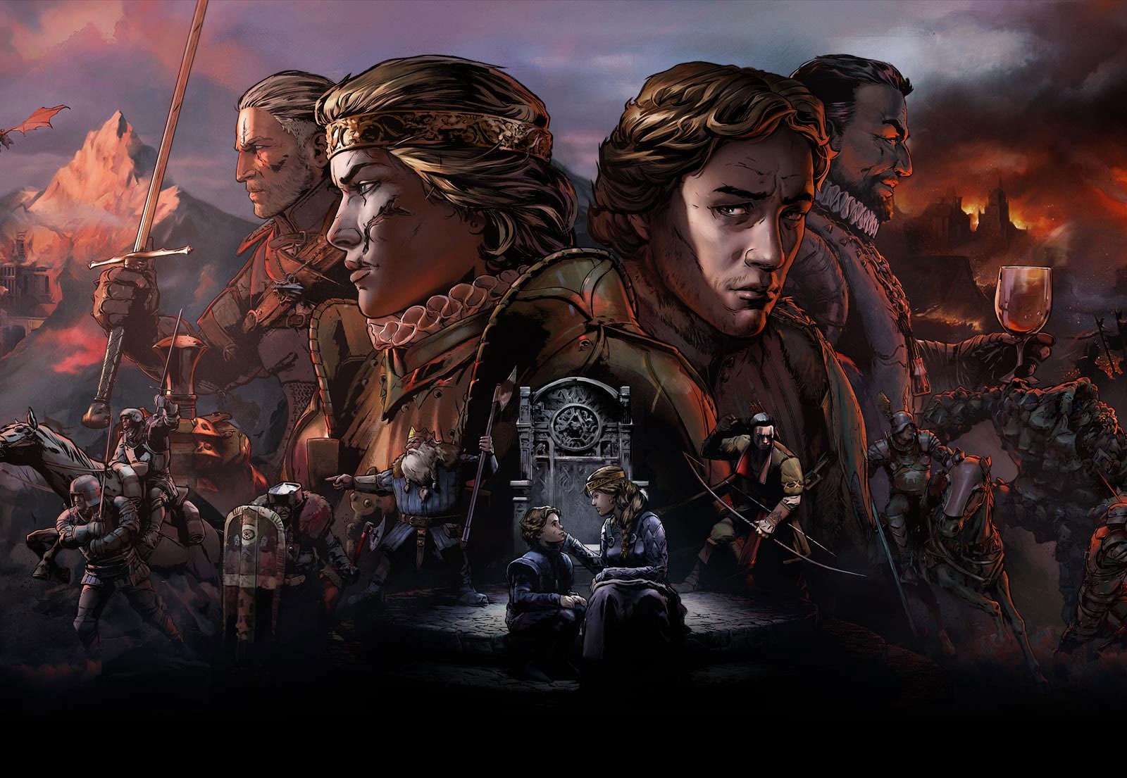 Thronebreaker: The Witcher Tales (Gameplay)