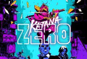 KATANA ZERO #1 - Muralha, a Lenda-não-tão-viva
