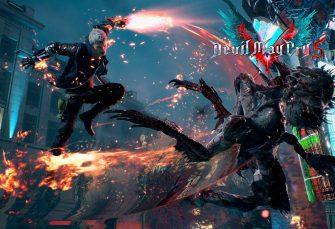 DEVIL MAY CRY 5 #2 - Nero x Golias