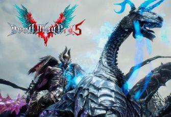 Devil May Cry 5 #5 - Vi x Geryon