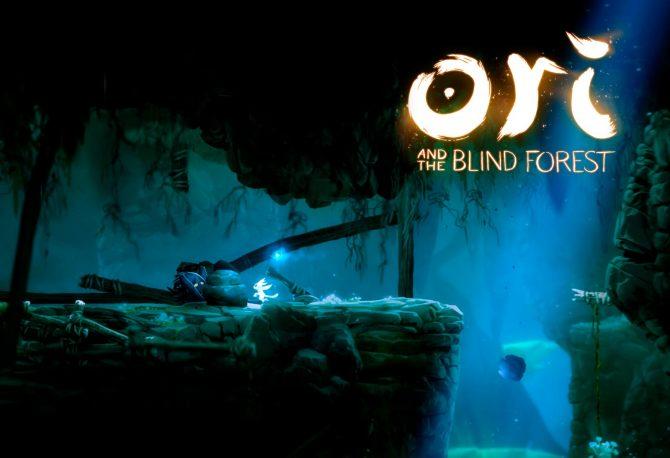 ORI AND THE BLIND FOREST #3 - Veia da Água