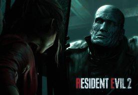 RESIDENT EVIL 2 #8 - Mx. X (de novo?)