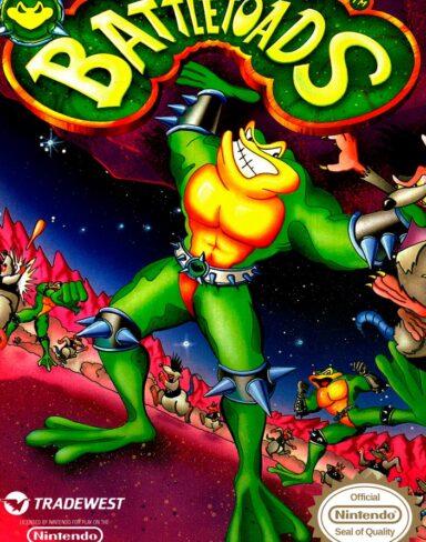 Nostalgia: Battletoads (NES) | StormPlay #7
