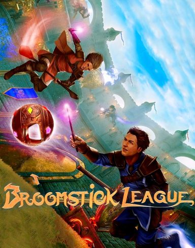 BROOMSTICK LEAGUE – Jogando QUADRIBOL | StormPlay #65