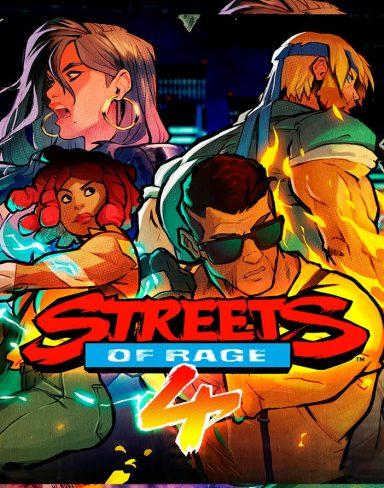 STREETS OF RAGE 4 | Live com Johny Miranda