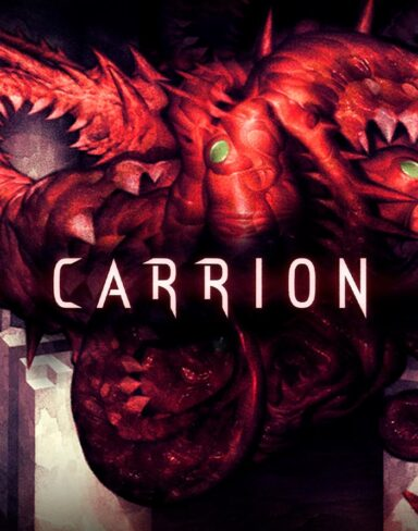CARRION | Live Gameplay com Saulo Martins