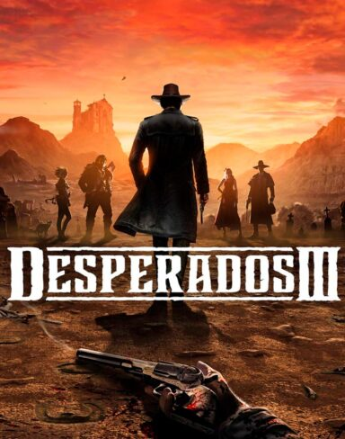 DESPERADOS 3 | Live Gameplay com Johny Miranda